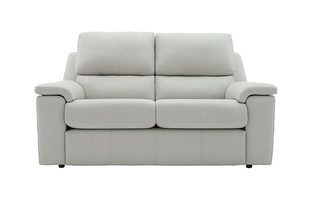 G Plan Taylor Leather 2 Seater Sofa