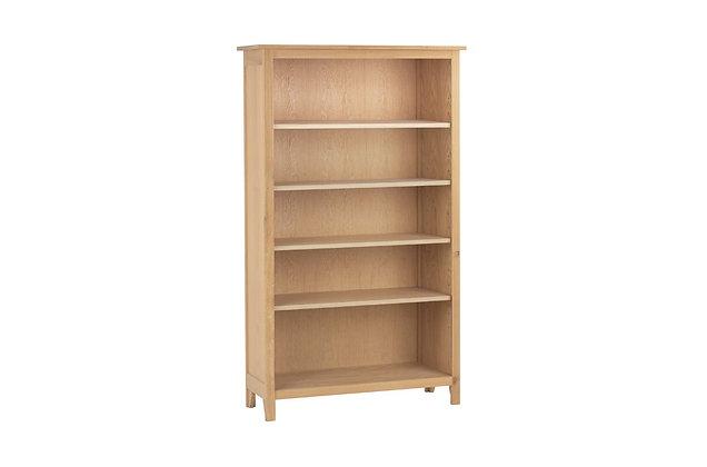 Corndell Nimbus Home Office 5 Shelf Bookcase