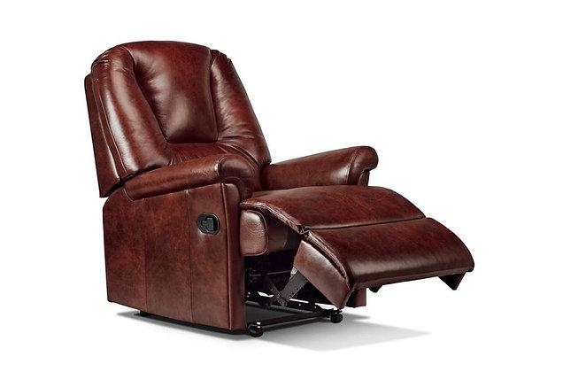 Sherborne Milburn Leather Standard Recliner Chair