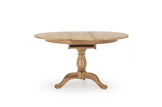 Carmen Round Extending Dining Table