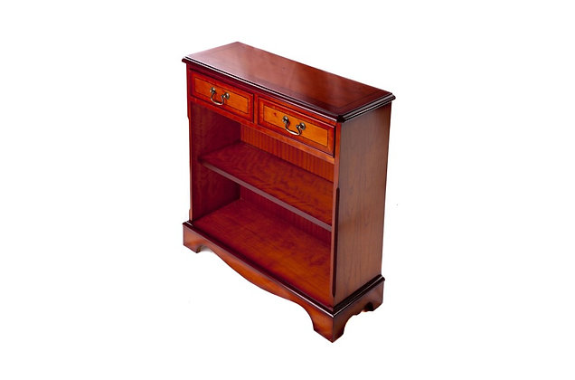 Ashmore Simply Classical 2 Drawer Bookcase