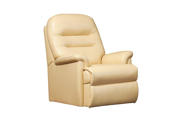 Sherborne Keswick Leather Small Armchair