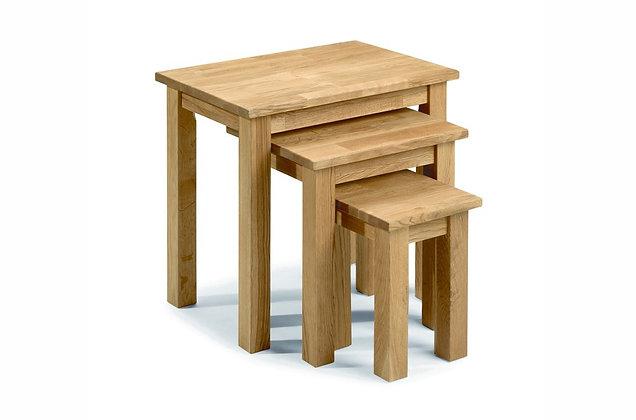 Coxmoor Nest of 3 Tables