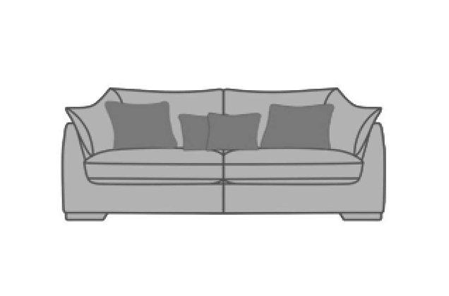 Hayley 2 Seater Sofa