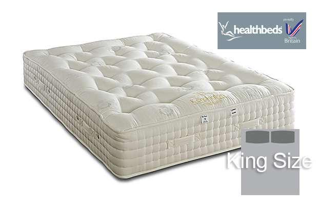 Health Beds Kensington 4500 King Size Mattress