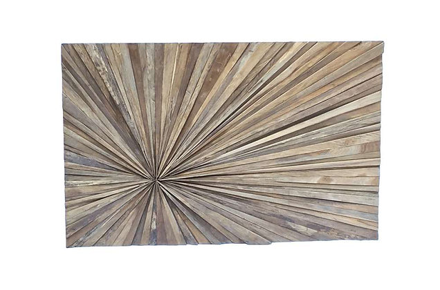 Rectangle Sun Wall Panel