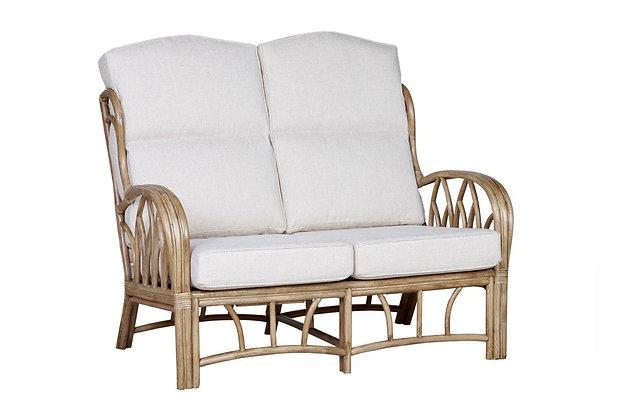 Lana Cane 2 Seater