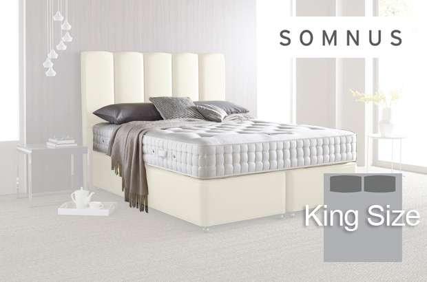 Somnus Diplomat 6000 King Size Mattress