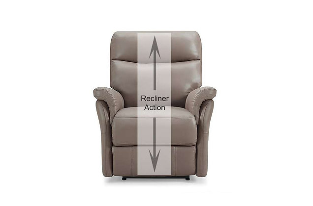 Verona Leather Recliner Chair