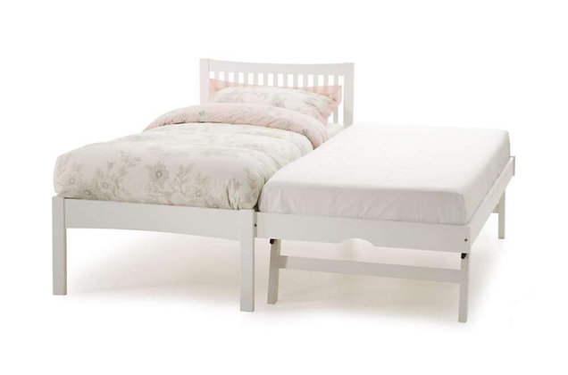 Mya Guest Bed - Opal White