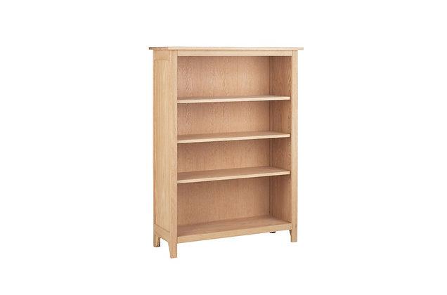 Corndell Nimbus Home Office 3 Shelf Bookcase