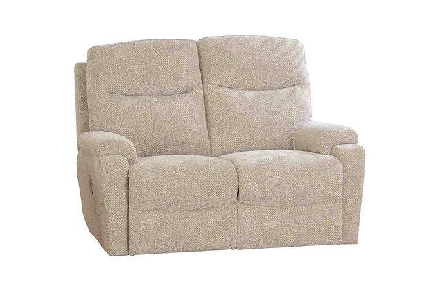 Furnico Townley 2 Seater Manual Recliner Sofa