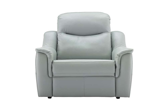 G Plan Firth Leather Large Armchair