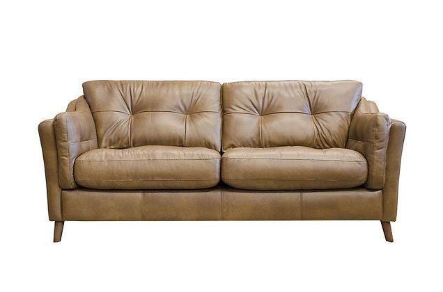 Saddler Leather Maxi Sofa