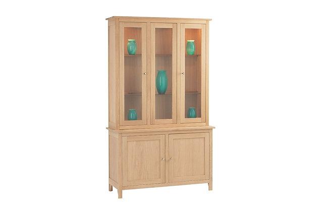 Corndell Nimbus Tall Display Cabinet