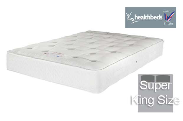 Healthbeds Manhattan 1000 Super King Size Mattress