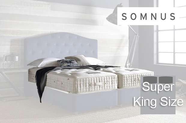 Somnus Marquis 12000 Super King Size Mattress