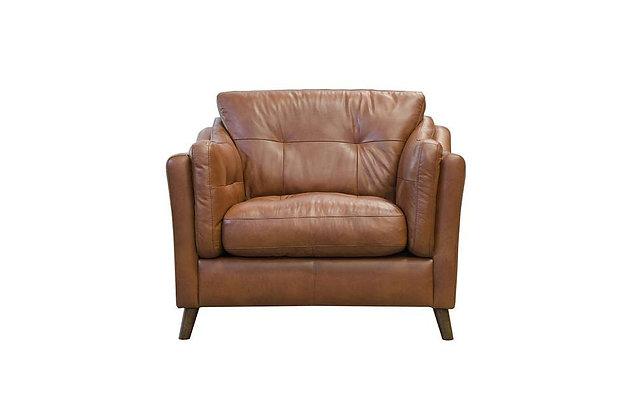 Saddler Leather Armchair