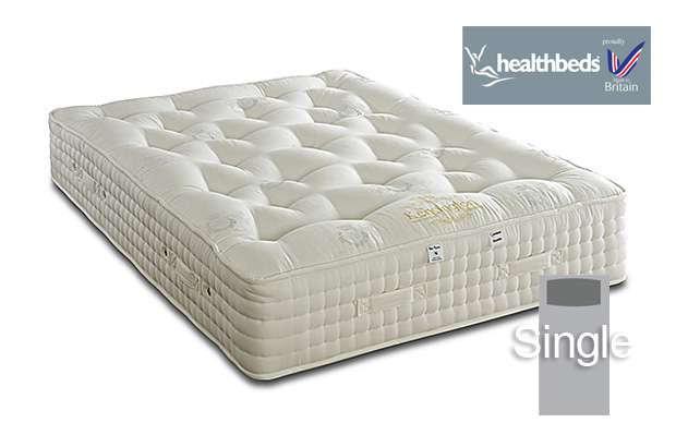Health Beds Kensington 4500 Single Mattress