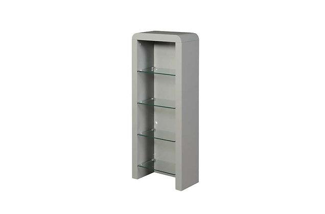 Clarus Small Bookcase / DVD Storage Unit