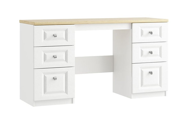 Sorrento Double Dressing Table
