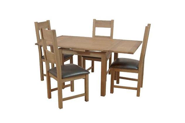 Hampshire Extending Square Table