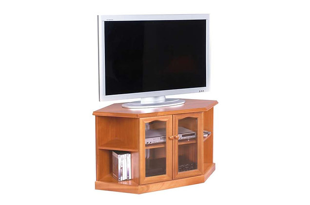 Sutcliffe Trafalgar Corner TV/DVD Unit 2 Door