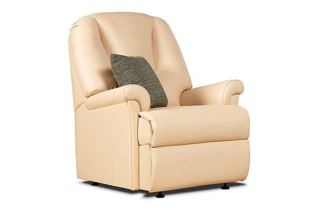 Sherborne Milburn Leather Standard Armchair