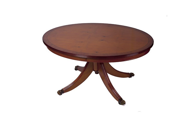 Ashmore Simply Classical 3ft Oval Coffee Table