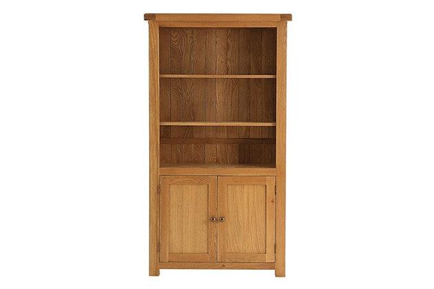 Oakwood Large Bookcase