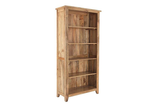 Ancient Mariner Metro Open Bookcase