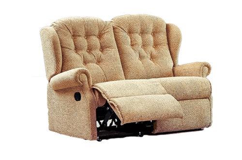 Sherborne Lynton 2 Seater Manual Recliner Sofa