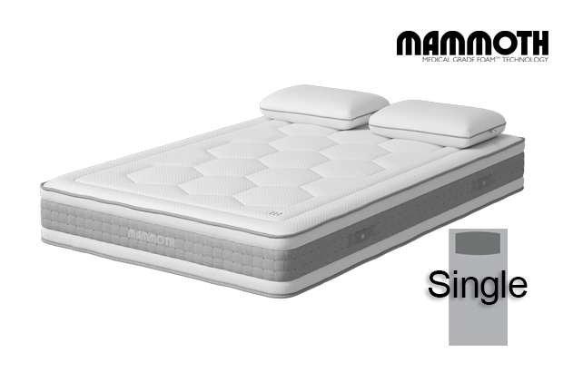 Mammoth Shine Essential Firmer Single Mattress