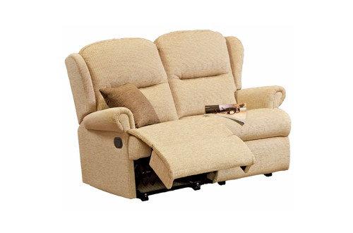Sherborne Malvern Standard 2 Seater Manual Recliner Sofa