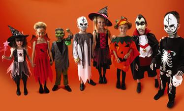 Déguisement enfant halloween