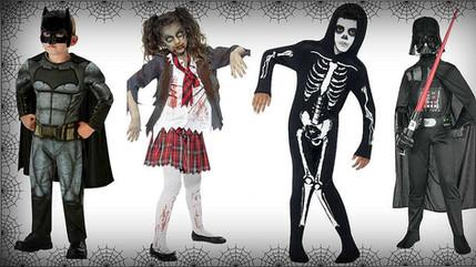 Fête halloween enfant