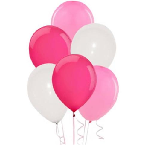 Ballons rose