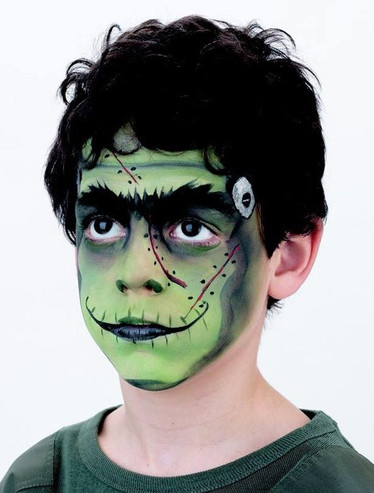 Maquilage halloween
