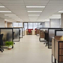 Ruang Kerja Umum Bidang P2IP, Lantai Tujuh