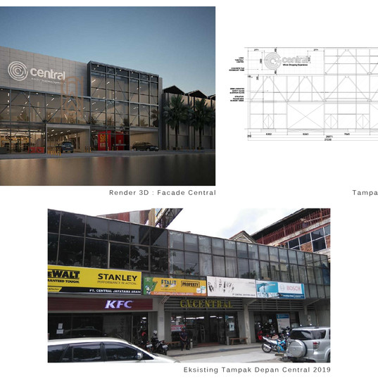 CV. Central Jayatama Abadi Flagship Store, Warehouse and Head Office Balikpapan
