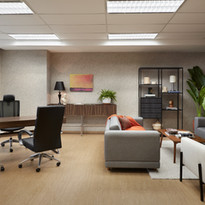 Ruang Kantor Utama Esselon II, Lantai Delapan