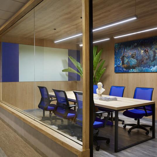 Ruang Rapat Bidang DP3, Lantai Delapan