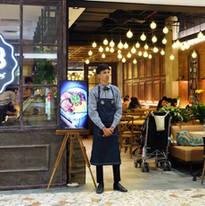 GB Bistro, Senayan City, Jakarta