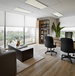 Ruang Kantor Utama Eselon III, Lantai Sembilan