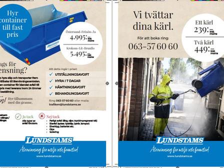 Kampanj - Garagerensning och kärltvätt !