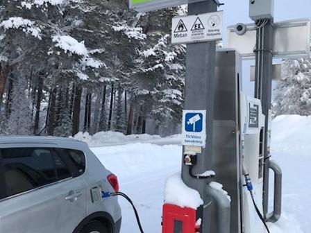 Lundstams första Biogasbil är tagen i drift !
