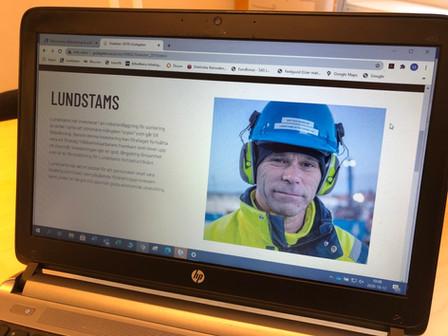 """""""Årets Industriföretag"""" i Jämtland/Härjedalen - Lundstams är en av tre Finalster !"""