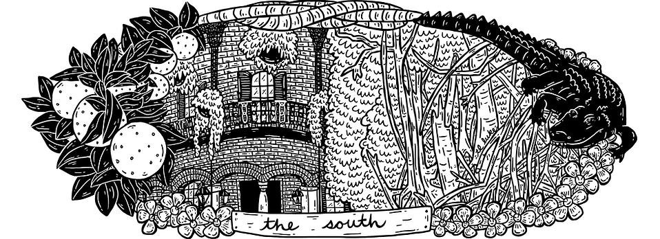 I.H.I.M. - The South - TL Luke