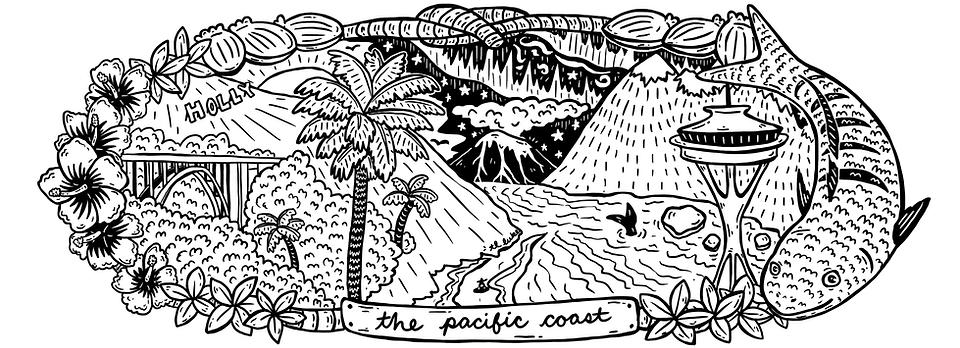 I.H.I.M. - The Pacific Coast - TL Luke