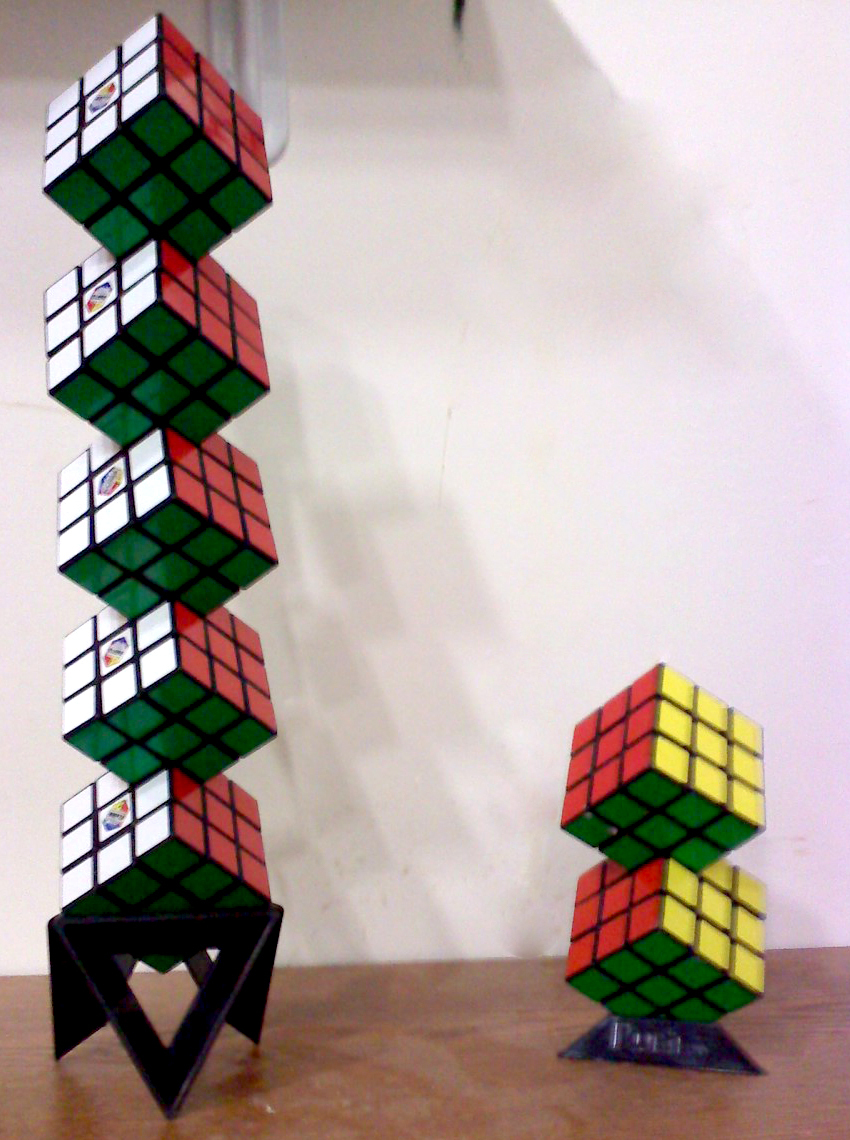 Rubiks Towers